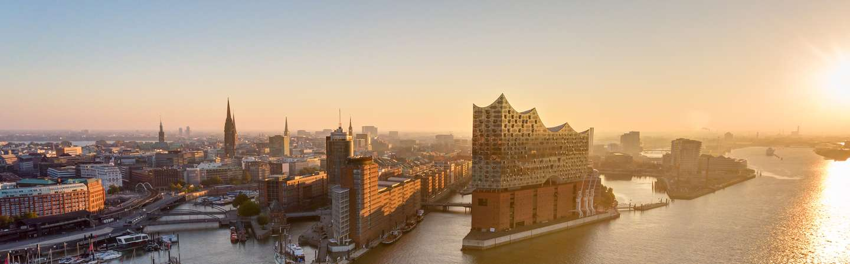 Hamburg Urlaub Elbphilharmonie